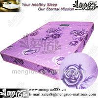 MR-SM54 africa bonnell spring purple dream flower mattress