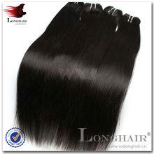 4 bundles 6A Peruvian straight hair extension free sample