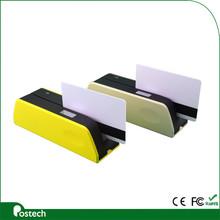 MSR09 magnetic stripe writer/encode, usb magnetic card reader writer MSR X6 Compatible with MSR206