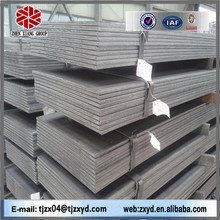 Q235 iron flat used for steel floor grate