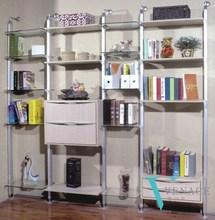 Cheap customized wall mounted steel wardrobe cabinet /bedroom wardrobe wall design