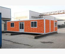 High standard beautiful prefab easy assembly/flexible design/stable prefab homes for office