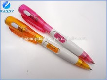 3 in 1 promotional pen with led light ,led light ball pen