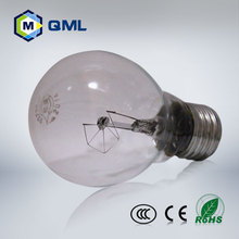 clear and frosted edision incandescent bulb lamp 110v /220v E27 B22 incandescent light bulb