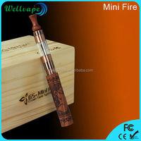 Most fashionable wooded style 650mAh eagle smoke e-cigarette