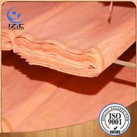 0.18 Okoume/mahogany Wood Veneer with Best Quality for Guitar