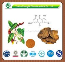 Natural Herb Medicine 98% Emodin Rhubarb Extract