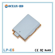 For EOS 1000D 1080mAh Replacement recahargeable lithium battery cell