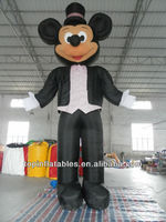 inflatable cartoon characters,inflatable moving cartoon,animals mating cartoons