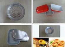 Disposable Aluminum Foil Baking Cups Tart Pan Cupcake