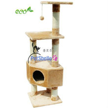 Good sales cat activity with high quality sisal post of cat scratching post