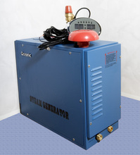 steam electricity generator sauna for home and commercial use