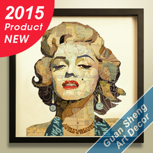 Wholesale High Quality Picture Woman Wall Art Picture