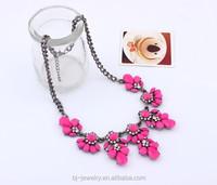 Trendy wholesale2013bib bubble necklace target