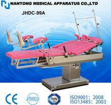 JHDC-99A-1 Gynecological examination table obstetric delivery bed operation table