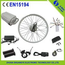 a buon mercato ruota posteriore bicicletta elettrica kit di conversione