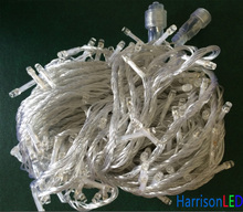 10m 20m 30m 40m 50m male female connector waterproof outdoor holiday led decoration string lights
