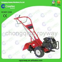 168FB Gasoline engine cultivator mini modern agricultural equipments