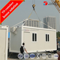 40ft Wide use Prebuilt Temporary office container