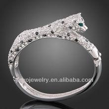 Unique leopard design 2013 fashion bracelet&bangles