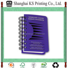 cheap colorful student note books factory for promotion school with spiral