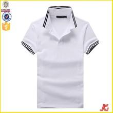 plain white cotton cheap wholesale polo shirt fabric