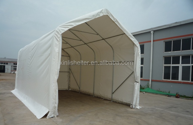 Retractable Car Shelter : New outdoor carport retractable car awning garage shelter