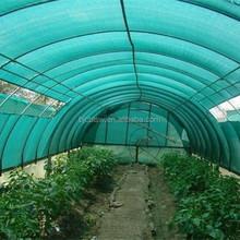 Manufacture Round wire/mono garden shading net sun shade net