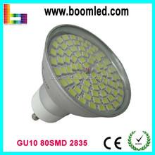 4W GU10 80SMD LED Spotlight/GU10 SMD Spotlight LED 4W GU10/LED 4W GU10 Bulb