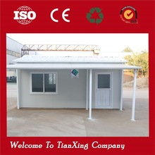 Insulated foldable low cost portable chinese prefabricated houses with low cost