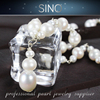 long baroque pearl necklace 14mm freshwater pearl pearl shaver/epilator