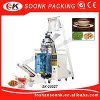 (Sk-200Zt)Multihead Weigher Cream/Beer Filling And Sealing Machine
