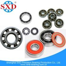 Good quality rock bottom price ceramic hybrid bearing P0-P2 tolerance grade made in China 16006