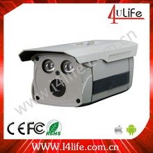 2.0M CMOS HD IP Camera 30FPS 1080P, 1 Pcs Dot Ir Led, 3.6mm HD 3MP Lens, Ir Range 30M, Waterproof Dot Ir Camera