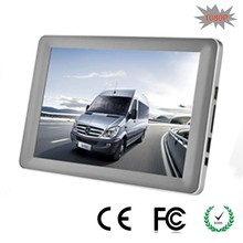 1080P DVD with USB SD MP5 IR and FM Transmitter and Wireless game HDMI 10.1 inch lcd car headrest dvd player