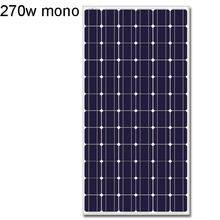 Made in China Shipping from manufacturer Solar Panel good quality/high efficiency mono 270W solar panel