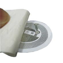 13.56 Mhz Programmable rfid nfc tag / label / sticker