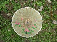 Wedding Paper Umbrella