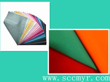 EN indentified T/C fabric for safty workwear 130*80 80/2*80/2
