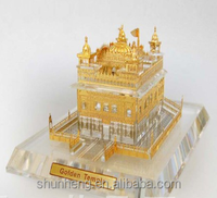 Architectural Crystal Model