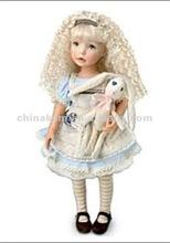 Caliente& hermosa niña de la muñeca para los niños