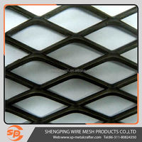 low carbon steel sheets expanded metal mesh / expanded metal