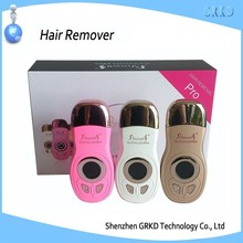Fashionable home laser hair removal