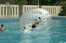 water sport games Roll Chamber, water rolling tube