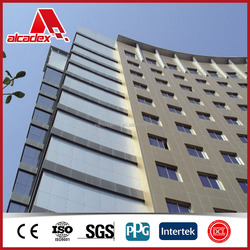 Pvdf coating 15years quality warranty building material APC