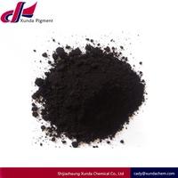 High quality iron oxide black 330 powder for grout coloring