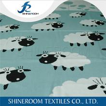 2015 New Fashion Wholesale Printing 100 Polyester Baby Fleece Blanket