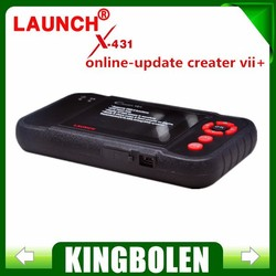 Auto Code Scanner Launch Creader VII +Original LAUNCH X431 VII+ Launch CRP123 with best price