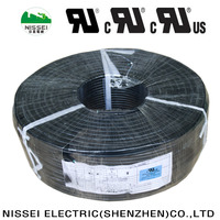UL1354 FIRE RESISTANT MULTI CORE DOUBLE SHIELDED TWISTED PAIR CABLE