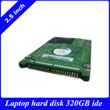 2.5 inch HDD 320GB IDE hard disk drive for lapotp brands optional